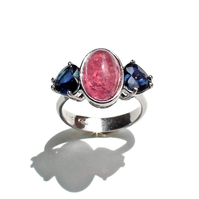 anello-topazio-rosa-e-zaffiri