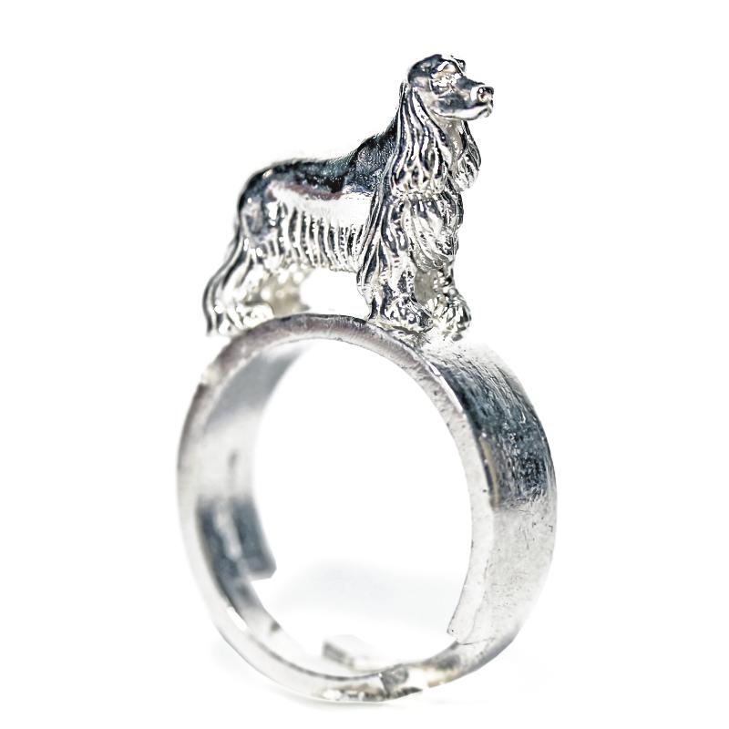 cocker-spaniel-inglese-anello