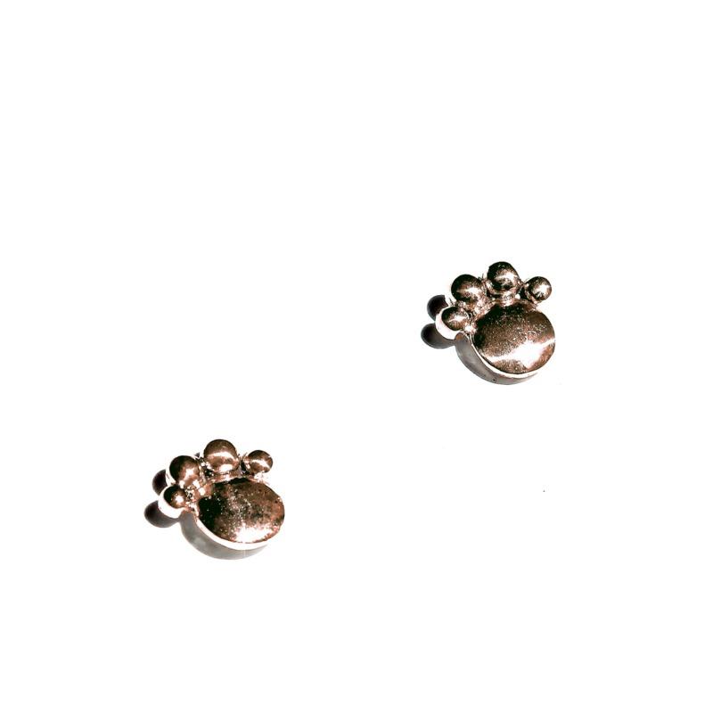 orecchini-zampa-oro-rosa