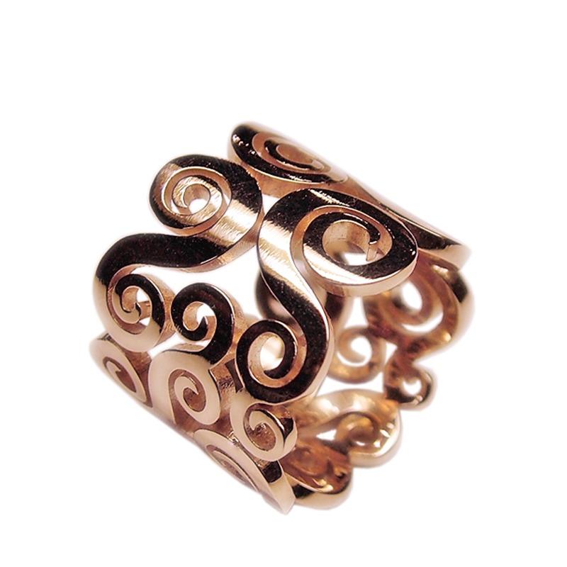anello-spirali-oro-rosa