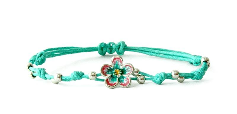 bracciale-non-ti-scordar-di-me-multicolor-verde-rosa-bianco