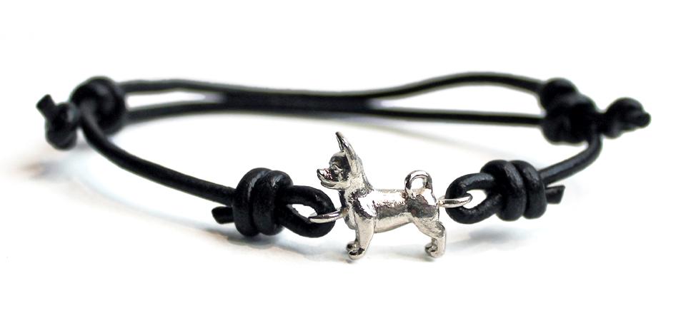 chihuahua-bracciale