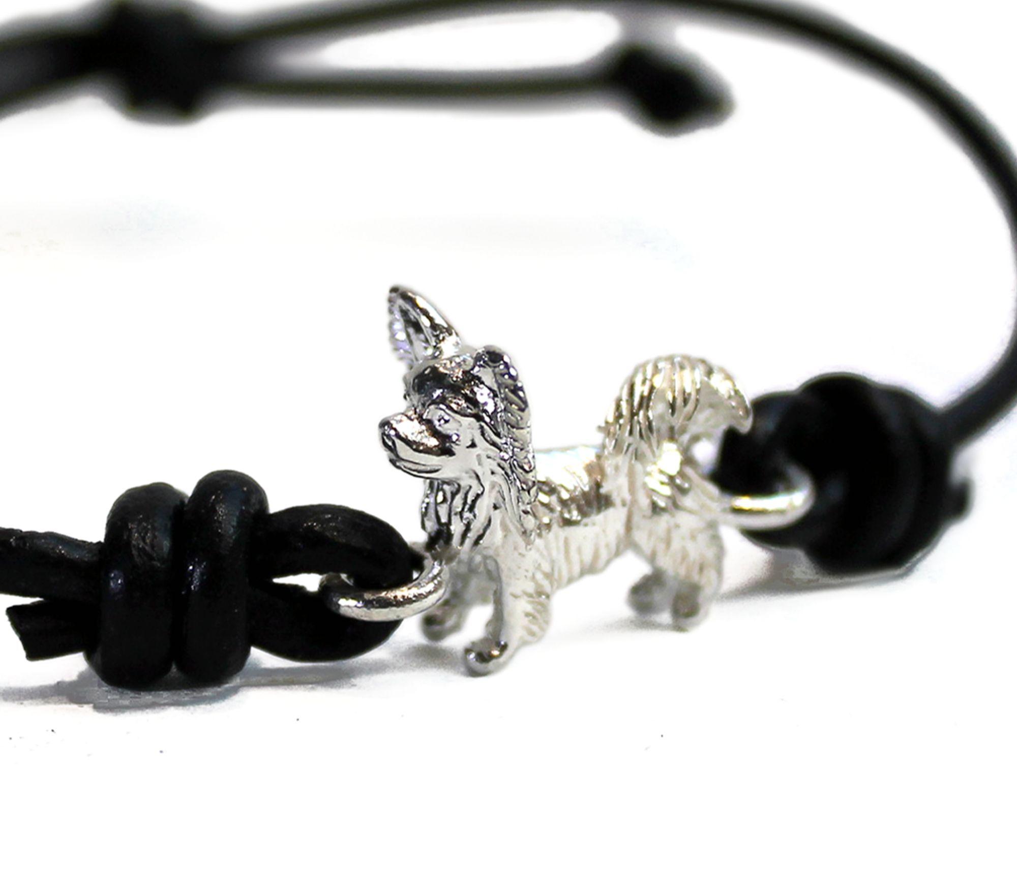 chihuahua-pelo-lungo-bracciale
