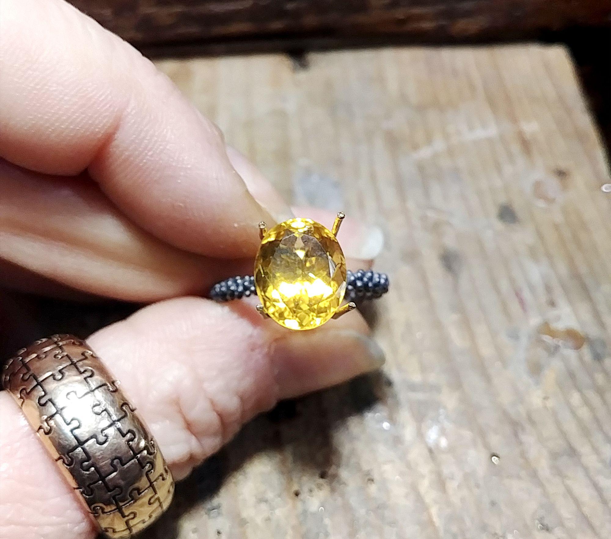anello-sfere-quarzo-citrino